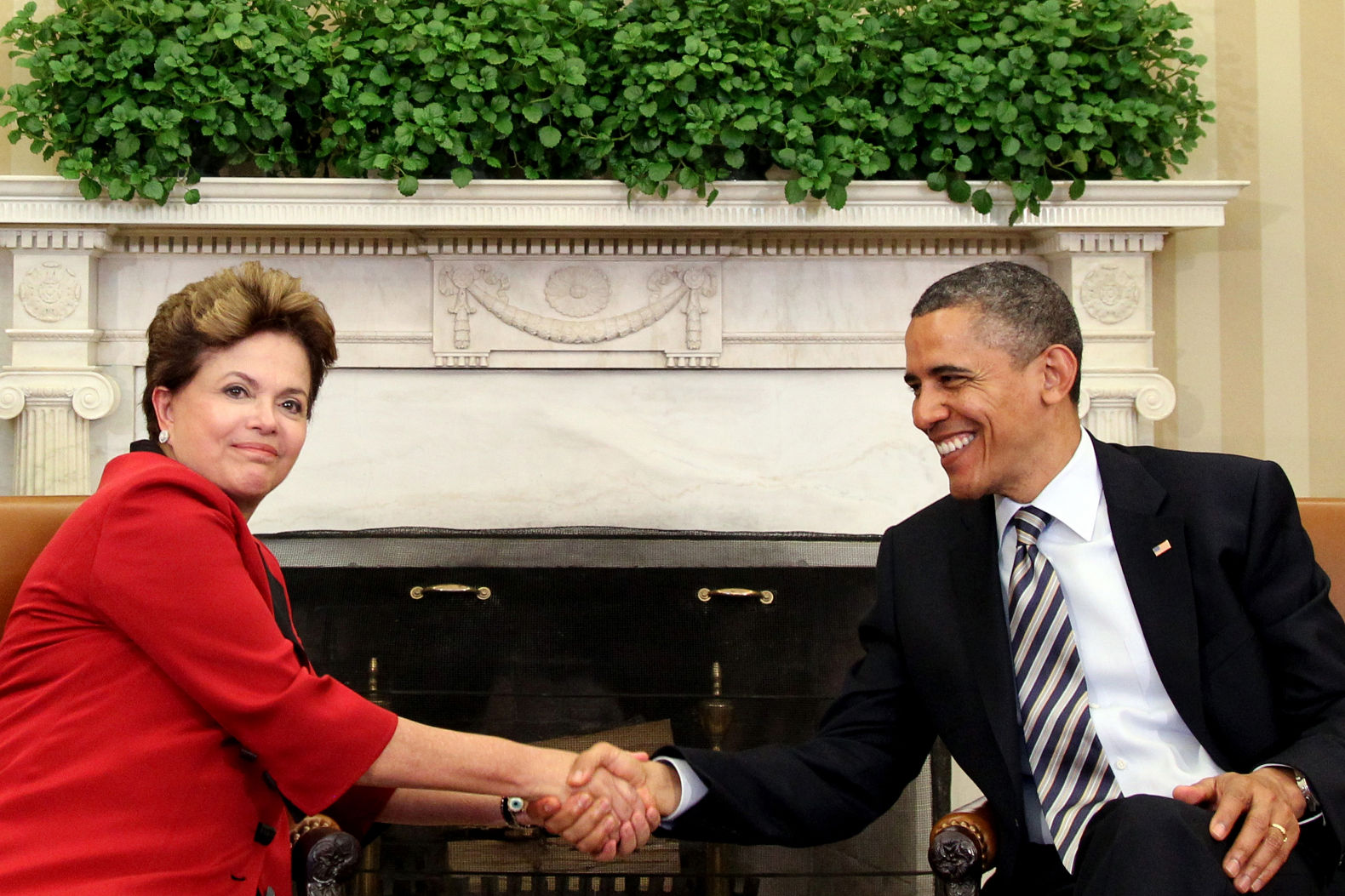 U.S., Brazil, and China make major commitments to fight climate change