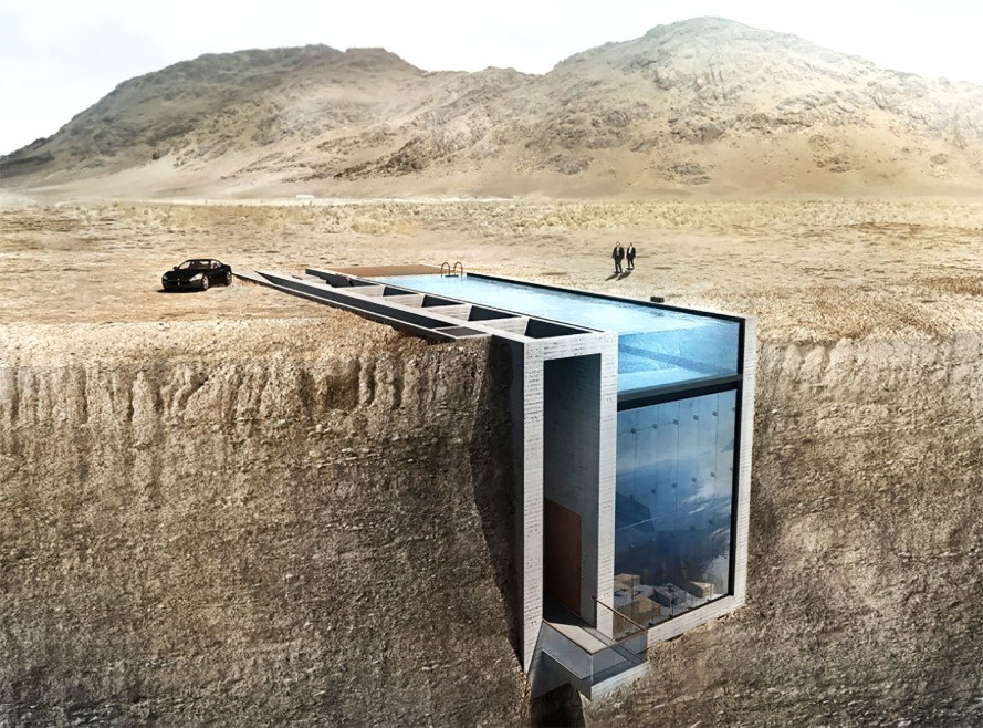 architecture - Crazy Swimming Pools