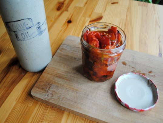 recipe, cooking, seasonal, tomato, confit, vegetable, DIY, kitchen