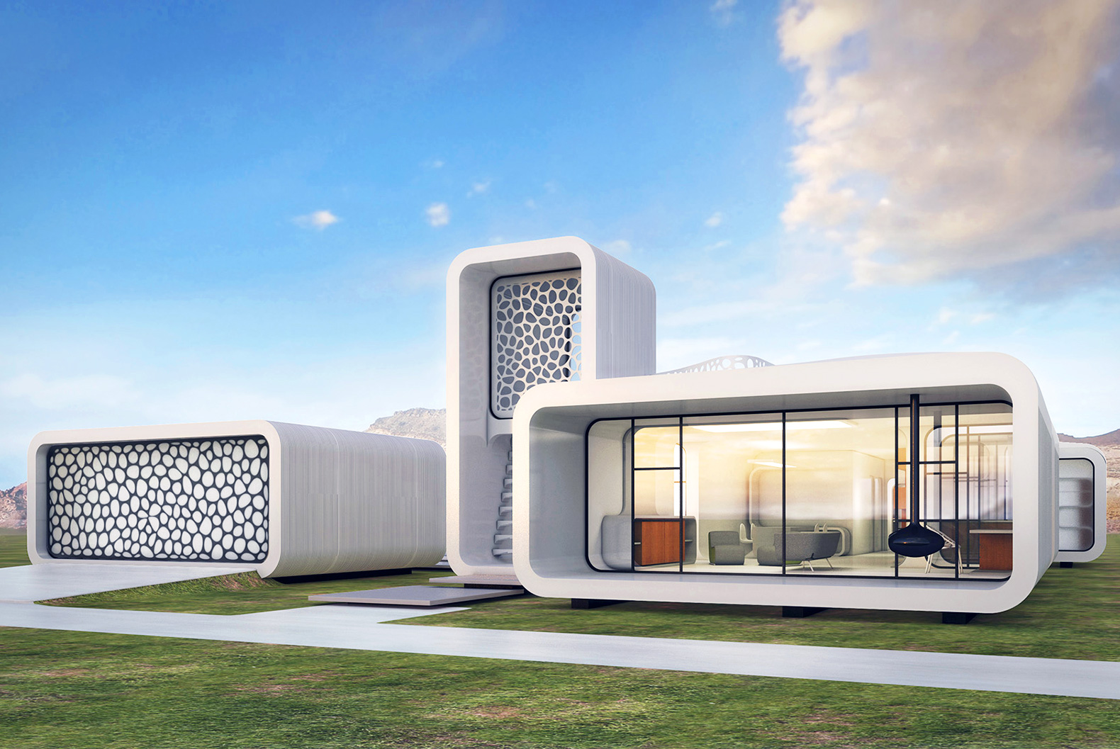 Real Architecture Buildings 3d-printed architecture | inhabitat - green design, innovation