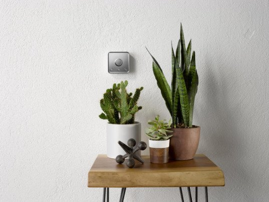 green design, eco design, sustainable design, Yves Behar, Fuseproject, hive 2 thermostat, energy efficiency, climate control