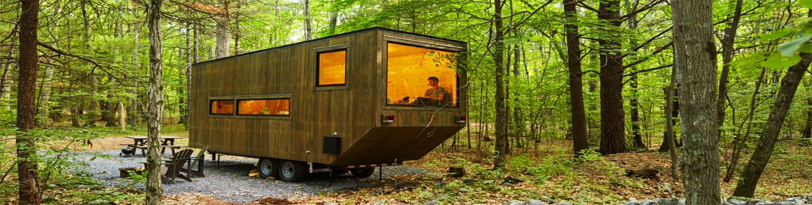 Harvard student startup lets you test-drive tiny house living for just $99 a night