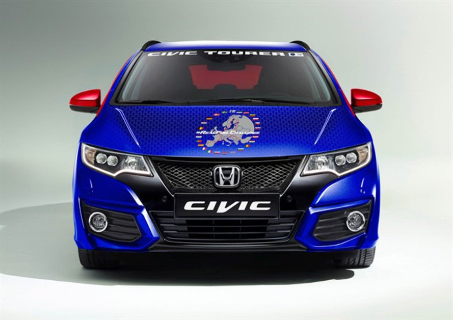 Honda Civic Tourer Breaks World Record For Fuel Efficiency With 83 Mpg Across 24 Countries