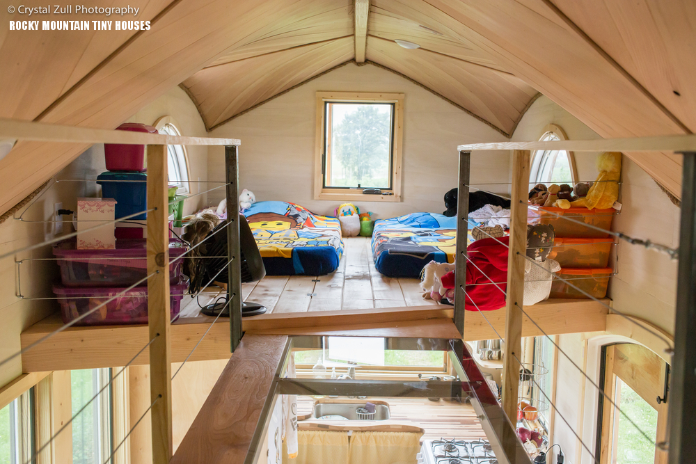 Amazing Wood Pequod Caravan Comfortably Fits A Family Of Four Pequod Tiny  House By Rocky Mountain Tiny Houses U2013 Inhabitat   Green Design, Innovation,  ...