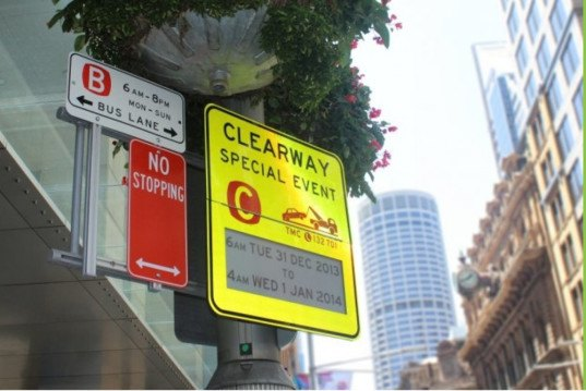 e ink, e-paper, visionect, solar powered traffic signs, solar powered e ink, solar powered e-paper, australian solar powered signs, australian road and maritime services, sustainable traffic signs, sustainable solar energy