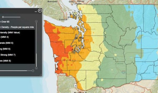 The Mega Earthquake That Will Probably Someday Wipe Seattle Off The Map