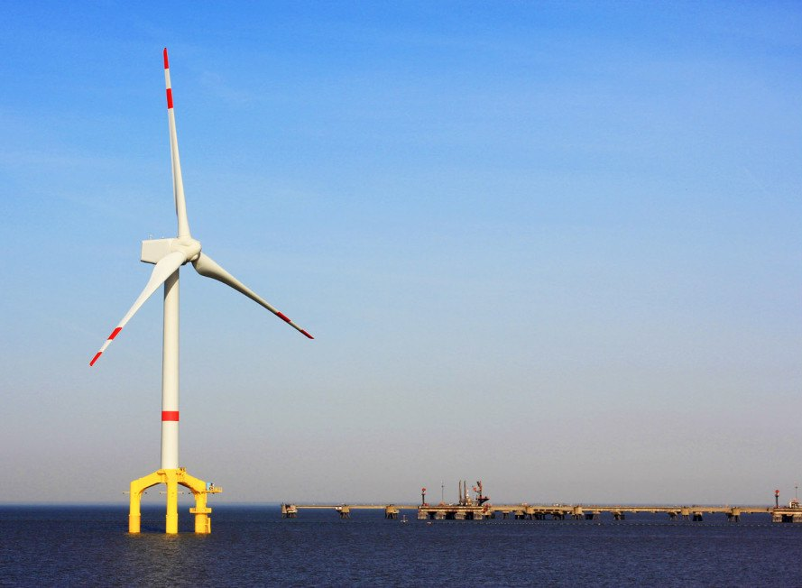 Deepwater Wind Breaks Ground On The U S S First Offshore
