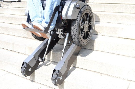 scalevo, wheelchair accessibility, assistive devices, eth zurich, student design, student tech, wheelchair tracks, wheelchair stairs, segway