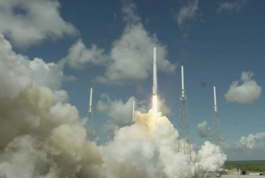 spacex, space x, falcon 9, dragon capsule, elon musk, spacex explosion, cape canaveral, faulty strut, spacex strut