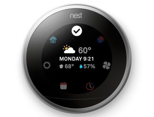 Nest, Nest Learning thermostat, Nest 3.0, 3rd generation nest, Nest Cam, Nest Protect, Nest Energy Services, Nest Labs, Nest Pro, thermostat, smart thermostat, home automation, smart home, Furnace Heads Up, Farsight Nest, energy saving thermostat, Nest app