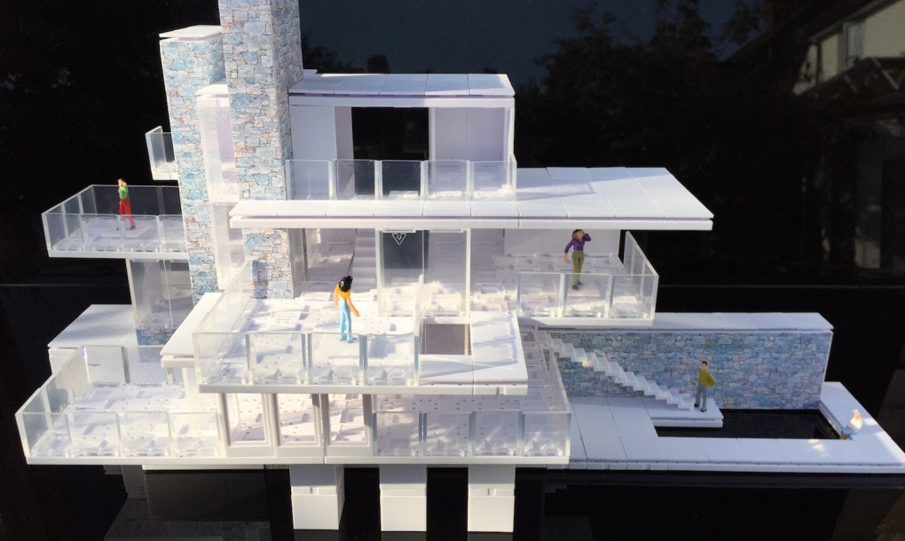 Architecture Design Kit arckit's architectural building blocks make legos look like