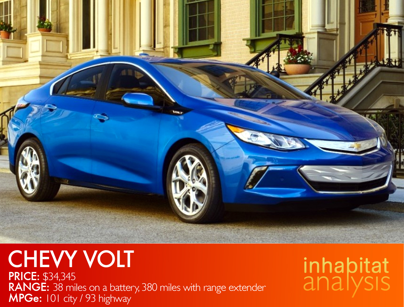 The Best Electric Vehicles For Every Buyer Chevrolet Volt