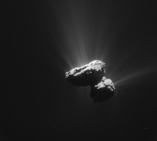 comet 67p, european space agency, esa, philae probe, organic compounds on comet, building blocks of life, life on comets