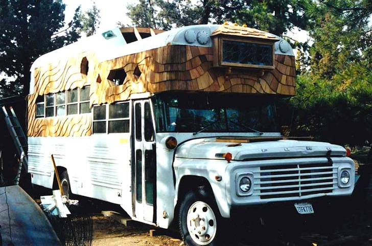 8 buses converted into gorgeous mobile homes perfect for adventure