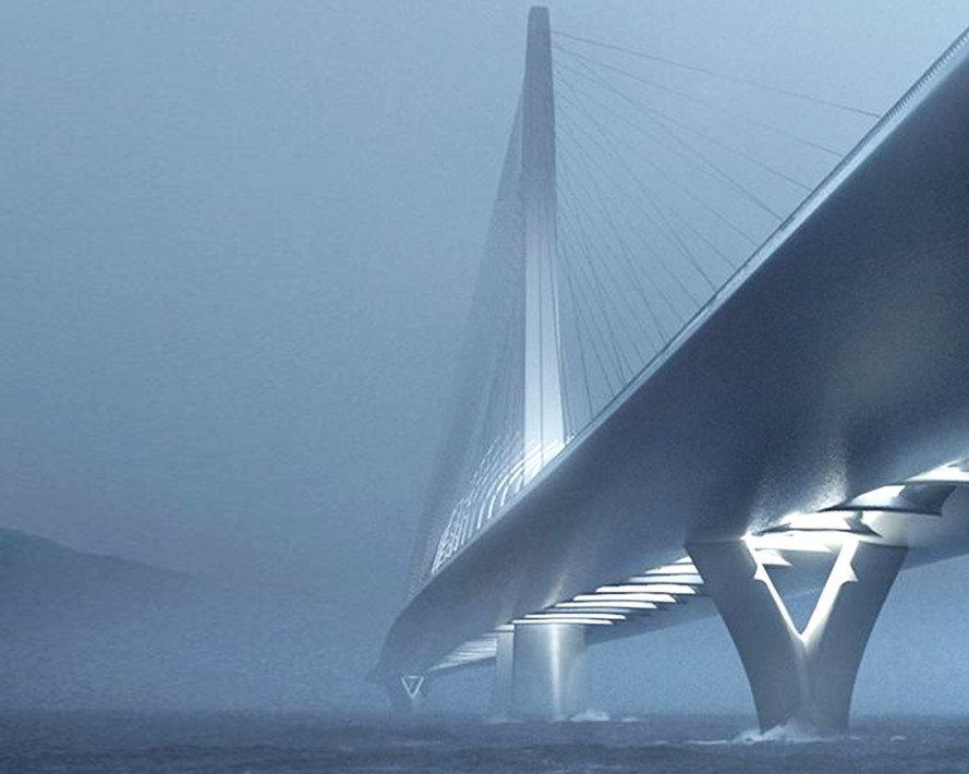 zaha hadid architects win danjiang bridge competition in taiwan inhabitat green design. Black Bedroom Furniture Sets. Home Design Ideas