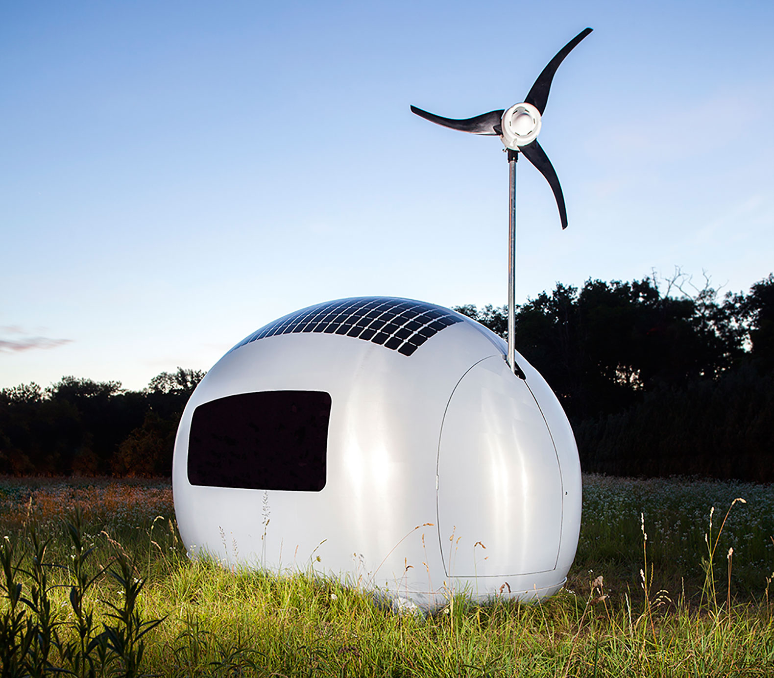 World's first off-grid Ecocapsule home to hit the market this year, shipping in 2016