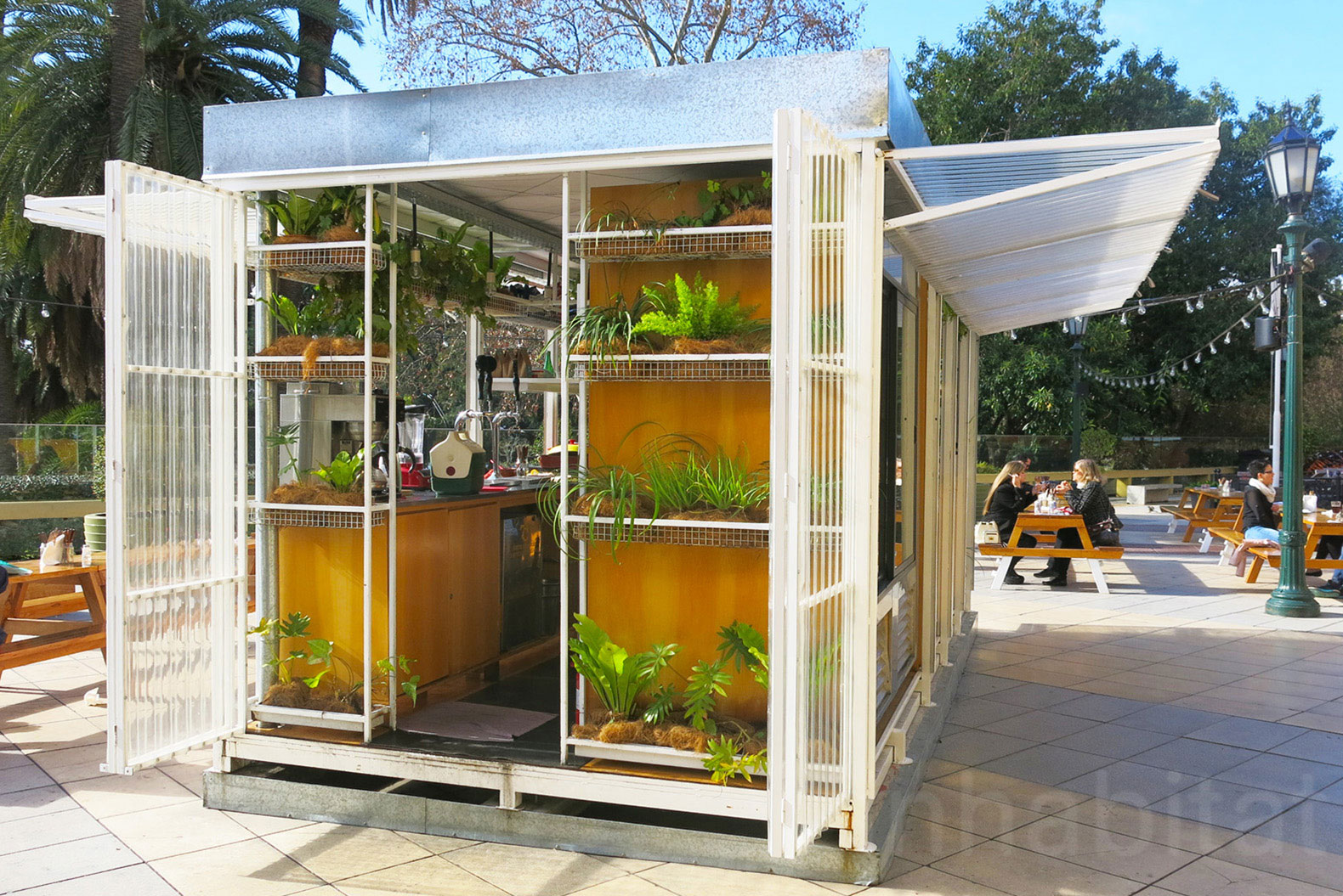 Delightful pop-up Camping restaurant brings the great outdoors to busy Buenos Aires