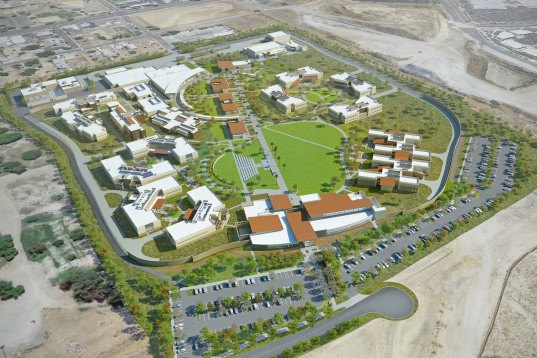 social architecture, rehabilitation design, prison architecture, Las Colinas Women's Detention Facility, prison design, college architecture, social design, prison system, women's prison, KMD Architects