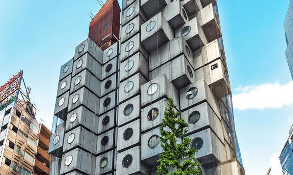 Now You Can Rent A Room In Japan S Nakagin Capsule Tower