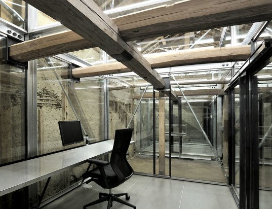 Issei Suma, Japan, green renovation, green addition, steel structure, farmhouse, cowhouse, wooden structure, green architecture, wooden beams