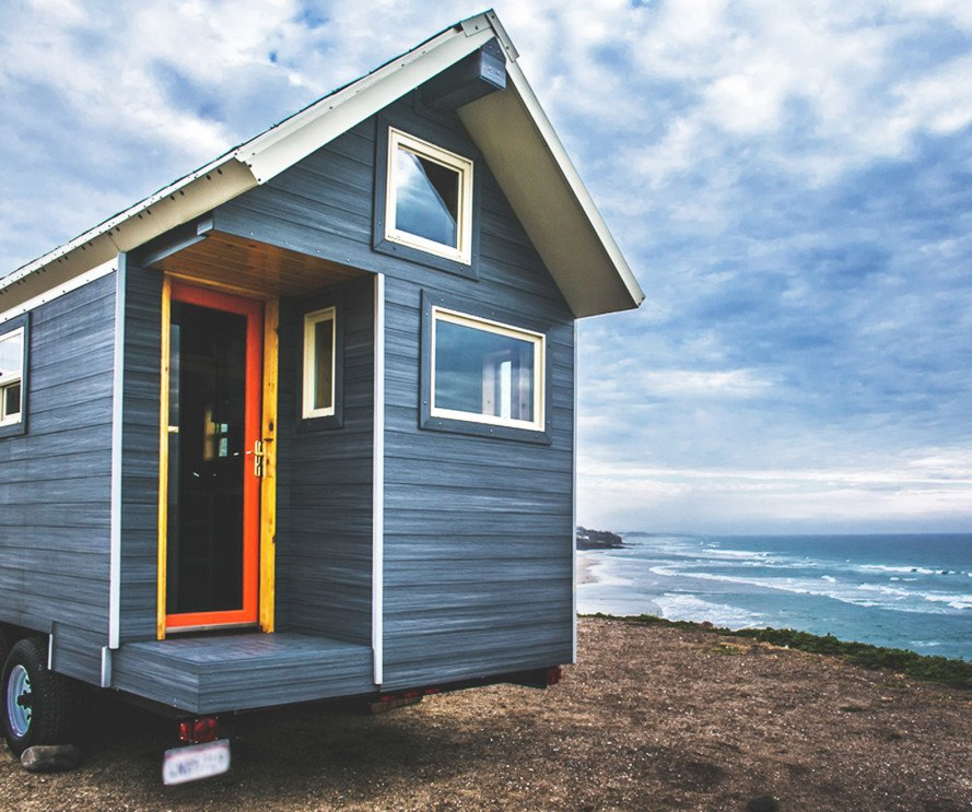 These super-customizable Monarch Tiny Homes cost just $22,000