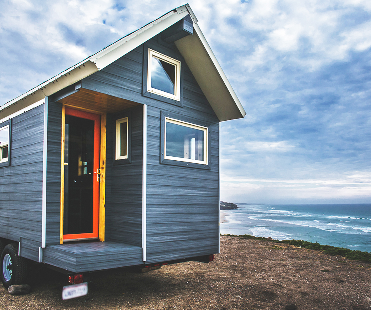 These Super Customizable Monarch Tiny Homes Cost Just $22,000 | Inhabitat    Green Design, Innovation, Architecture, Green Building Part 96