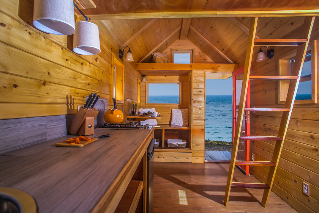 These super-customizable Monarch Tiny Homes cost just $22,000 ...