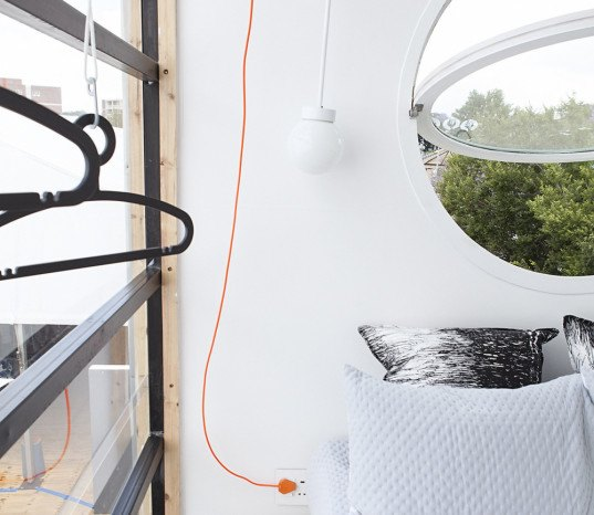 Solar Powered Pod Idladla Is A Tiny Flat Pack Home For Two