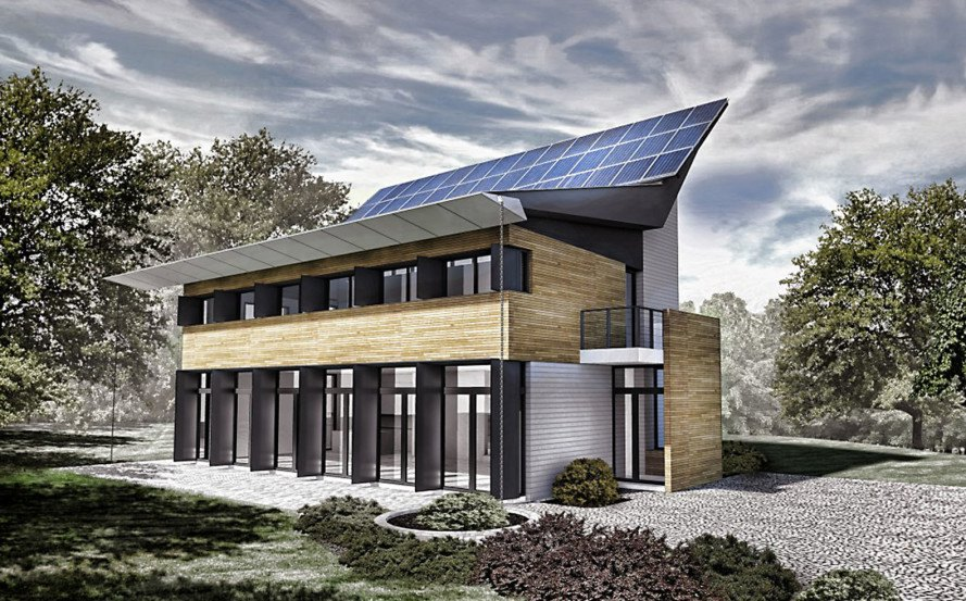 Beautiful Solar Panel Home Design Images - Amazing Design Ideas ...