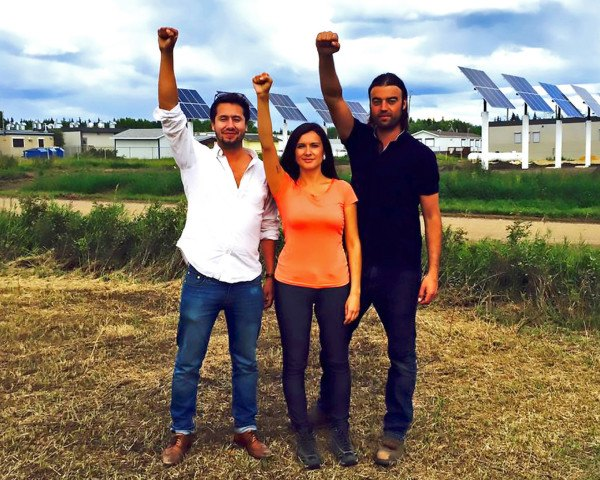 Piitapan Solar Project, Melina Laboucan-Massimo, Lubicon Cree First Nation, Greenpeace, Lubicon Lake Band, Little Buffalo, oil sands, tar sands, crude oil, Alberta, Alberta oil sands, Alberta tar sands, aboriginal community oil sands, aboriginal community tar sands, solar energy, solar project, Lubicon Cree First National solar,