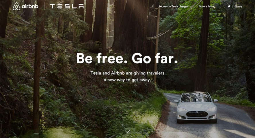 Tesla Is Giving Away 100 Free Electric Vehicle Charging Stations To Airbnb Hosts