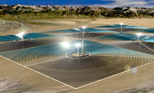 brightsource energy, bright source energy, concentrating solar, concentrated solar, csp, solar towers, china renewable energy, china solar, china energy, delingha