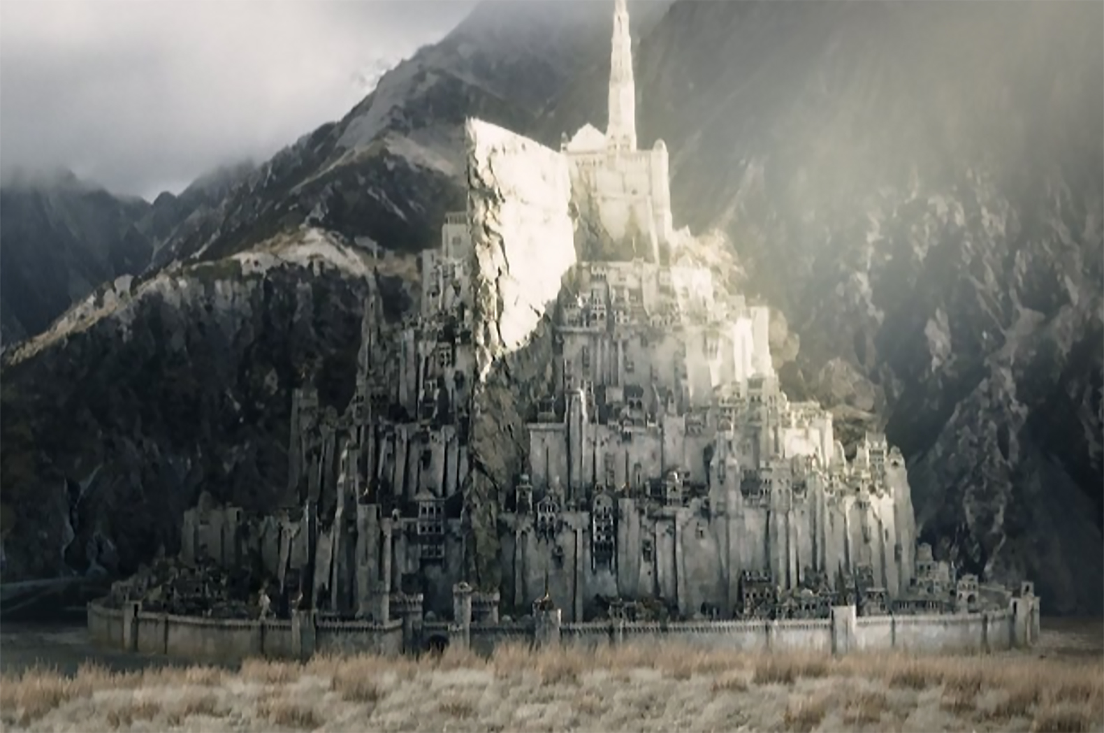 Architects want to build a life-size Lord of the Rings city in England