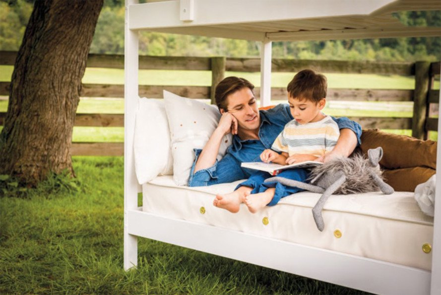 Naturepedic Helps Your Tot Transition To A Big Kid Bed