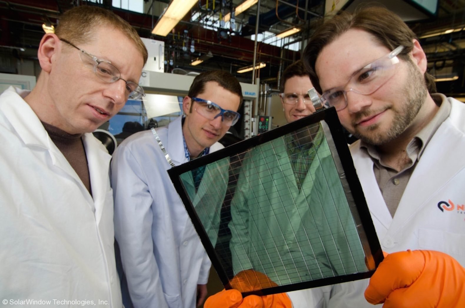 Revolutionary new solar windows could generate 50 times more power than conventional photovoltaics
