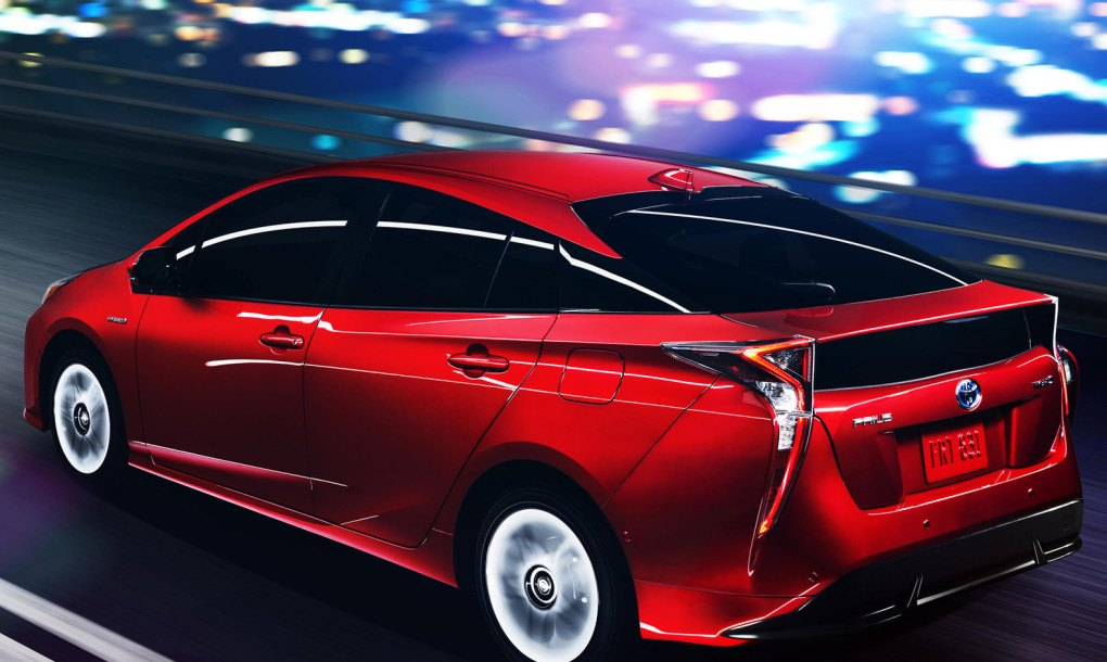 The all-new 2016 Toyota Prius is sportier, leaner, and ...