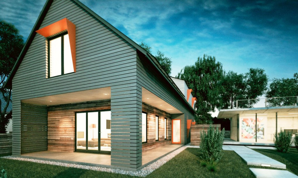 Acre Designu0027s Automated Axiom House Is An Affordable Zero Energy Home |  Inhabitat   Green Design, Innovation, Architecture, Green Building Amazing Pictures