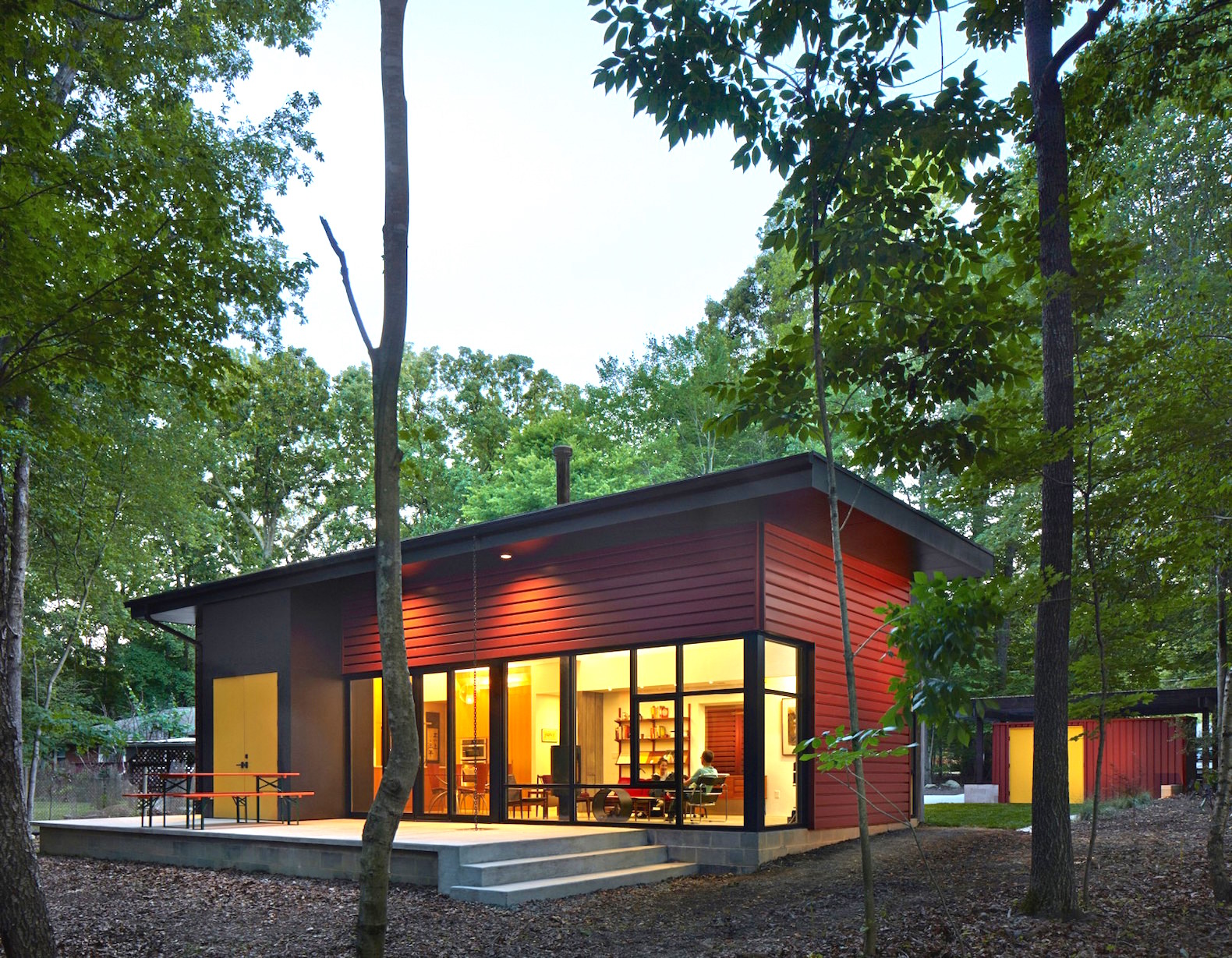 Beautiful Solar Powered Aiyyer Residence Blurs The Line Between Indoor And  Outdoor Living