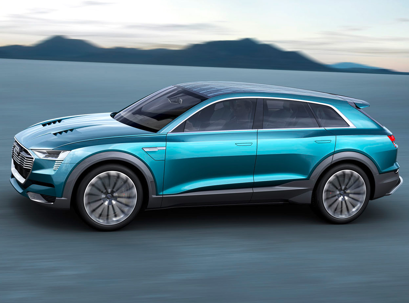 2018 audi electric car. contemporary electric audiu0027s allelectric etron quattro suv takes on teslau0027s model x throughout 2018 audi electric car