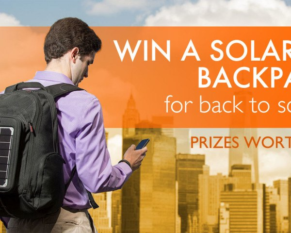 Voltaic, Voltaic backpacks, Voltaic Off-Grid Solar backpack, Voltaic Converter Solar backpack, green giveaways, green contests, green back to school contests, eco-friendly back to school giveaway, eco-contests, back to school giveaway, solar-powered backpack, solar-charging backpack, alternative energy, renewable energy, solar-powered bags, solar-charging bags, Inhabitat giveaway, Inhabitat back to school contest