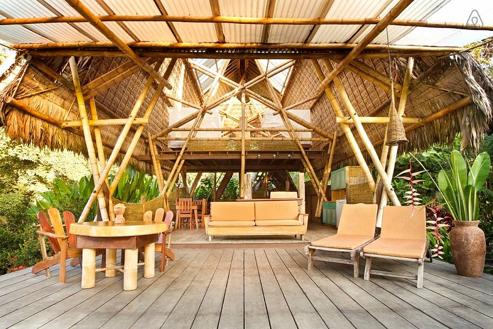 Bamboo Container Home Designs Costa Rica