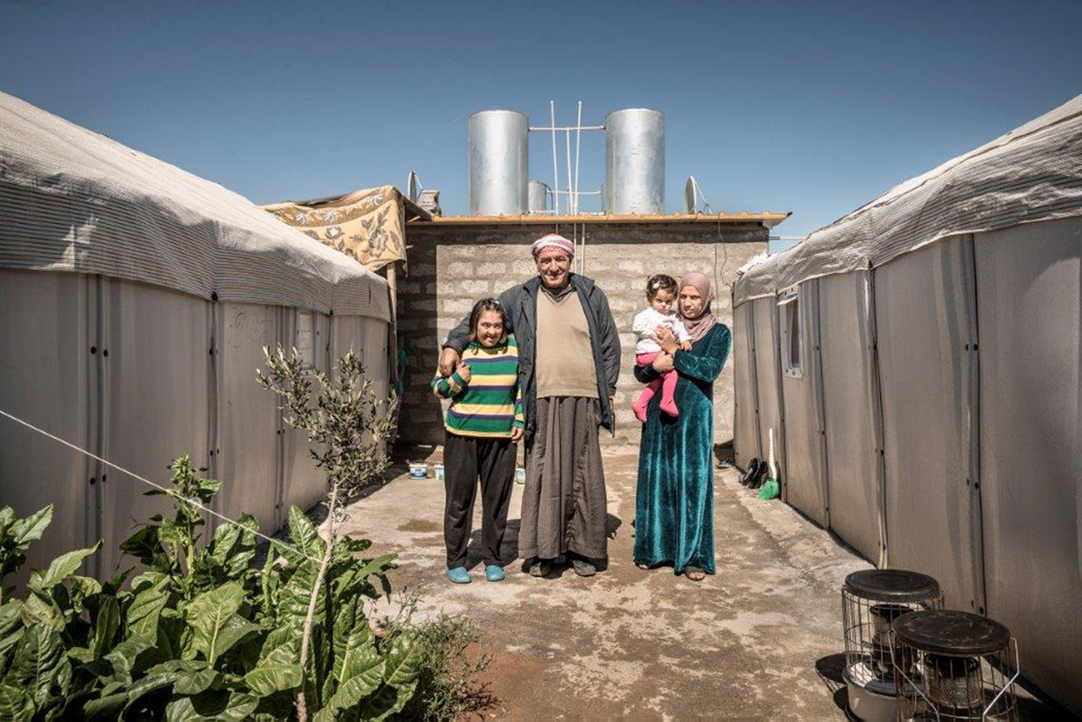 IKEA's Modular Better Shelter Housing Unit is a solar-powered emergency home for refugees