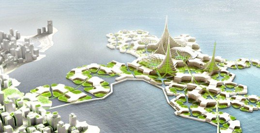 Blue 21, floating city, Delft,floating eco-homes, architecture, floating architecture, water based design, water world, water homes, floating homes, urban design, eco design, sustainable design, green homes, green design, floating cities, land shortage, survival design, resilient design