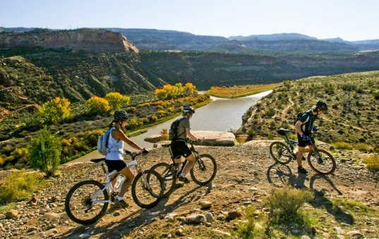 Colorado biking, Colorado tourism, Colorado mountain biking