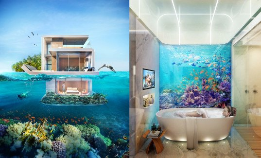 Kleindienst, Kleindienst Group, Floating Seahorses, floating homes, floating seahorses by Kleindienst, Dubai, Dubai the world, Kleindienst heart of europe, heart of europe seahorses, persian gulf, marine life, luxury homes, dubai luxury homes, dubai floating homes
