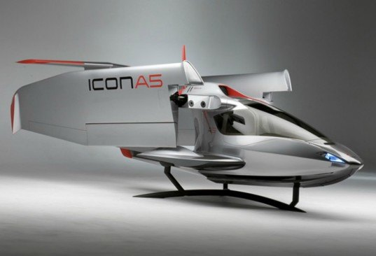 Icon A5, flying campers, Light Sport Aircraft, amphibious planes, light-sport aircraft, ICON Aircraft, flying campers, transformable airplanes, transformable vehicles, amphibious campers, amphibious vehicles,
