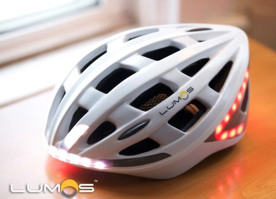 Lumos helmet, Lumos, lighted helmet, helmet lights, bike helmet, bike riding, bicycle, urban commute, bike safety