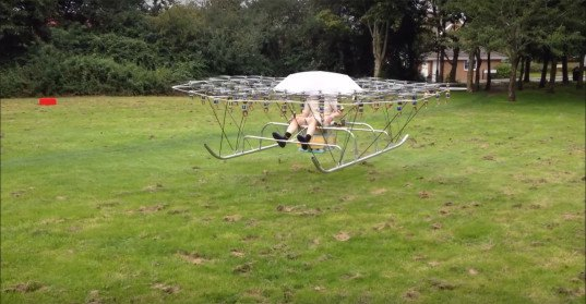 manned drone, super drone, The Swarm, flying machine, personal flying machine, personal drone, drone, inventors, inventions