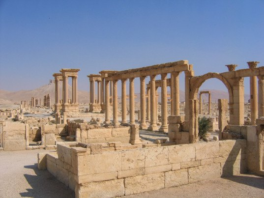 Syria, Syrian refugees, Syrian crisis, Syrian war, Syrian architecture, Syrian destruction, Middle East, ancient architecture, beehive houses, Palmyra, Great Mosque of Damascus