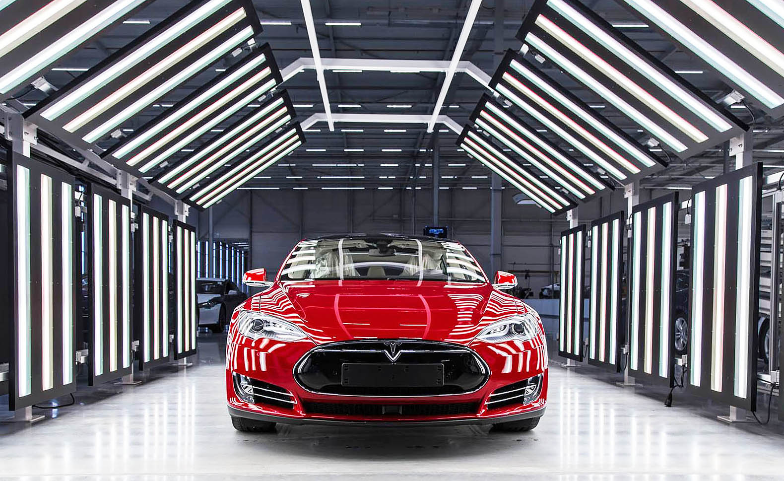Elon Musk Says Tesla Could Have A Mile Range Electric Car By
